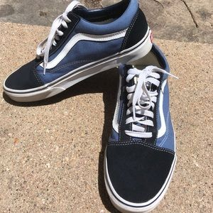 Vans (9.5 men's or 11 women's) sneakers